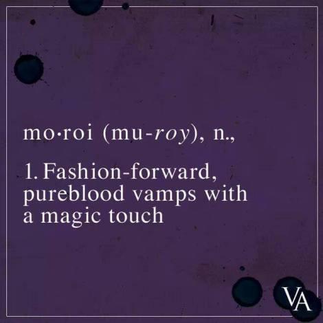 12. Moroi