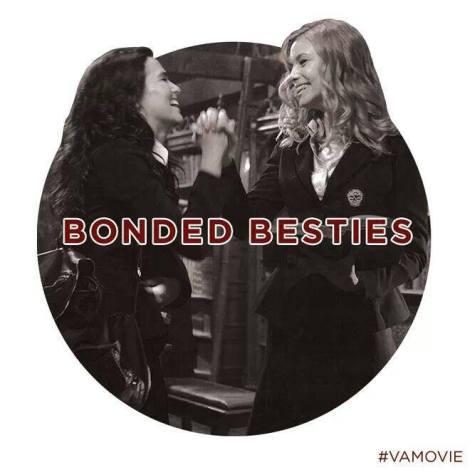 15. Bonded Besties