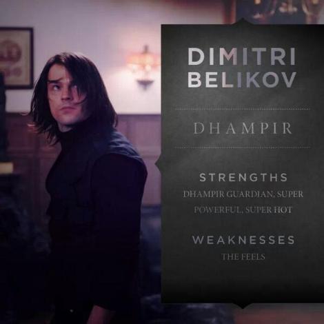 18. Dimitri